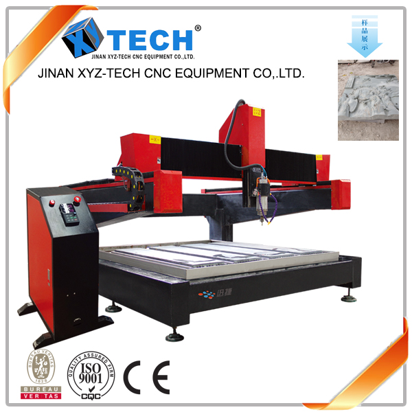 Cantilever-Type stone carving machine